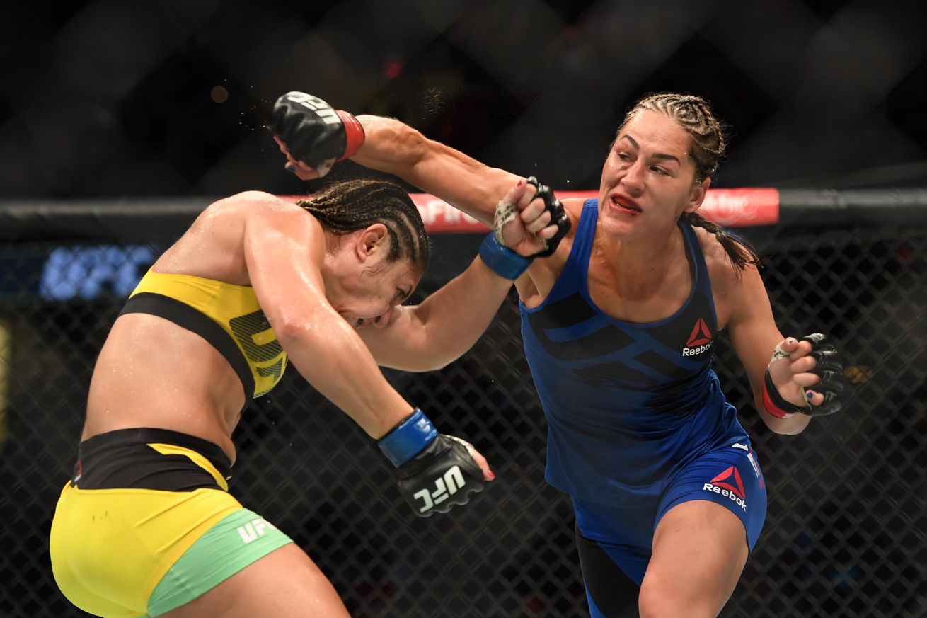 community news, Report: Jessica Eye vs. Aspen Ladd booked for Ultimate Fighter 25 Finale in July