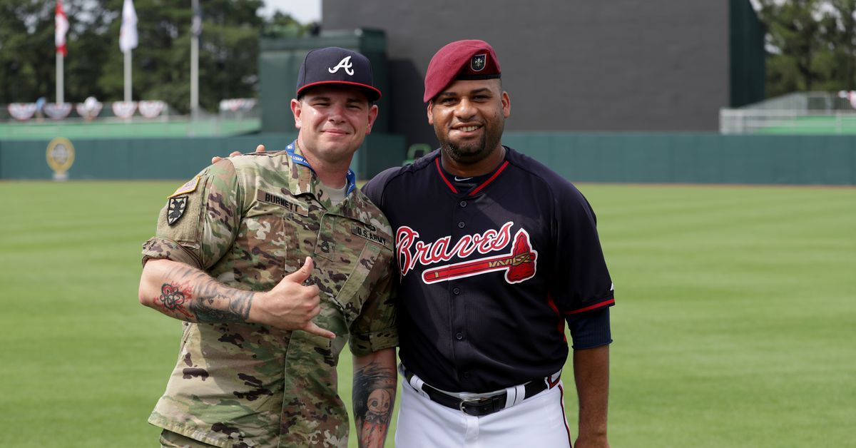 MLB's Fort Bragg game showed the sports world how military tributes should be done