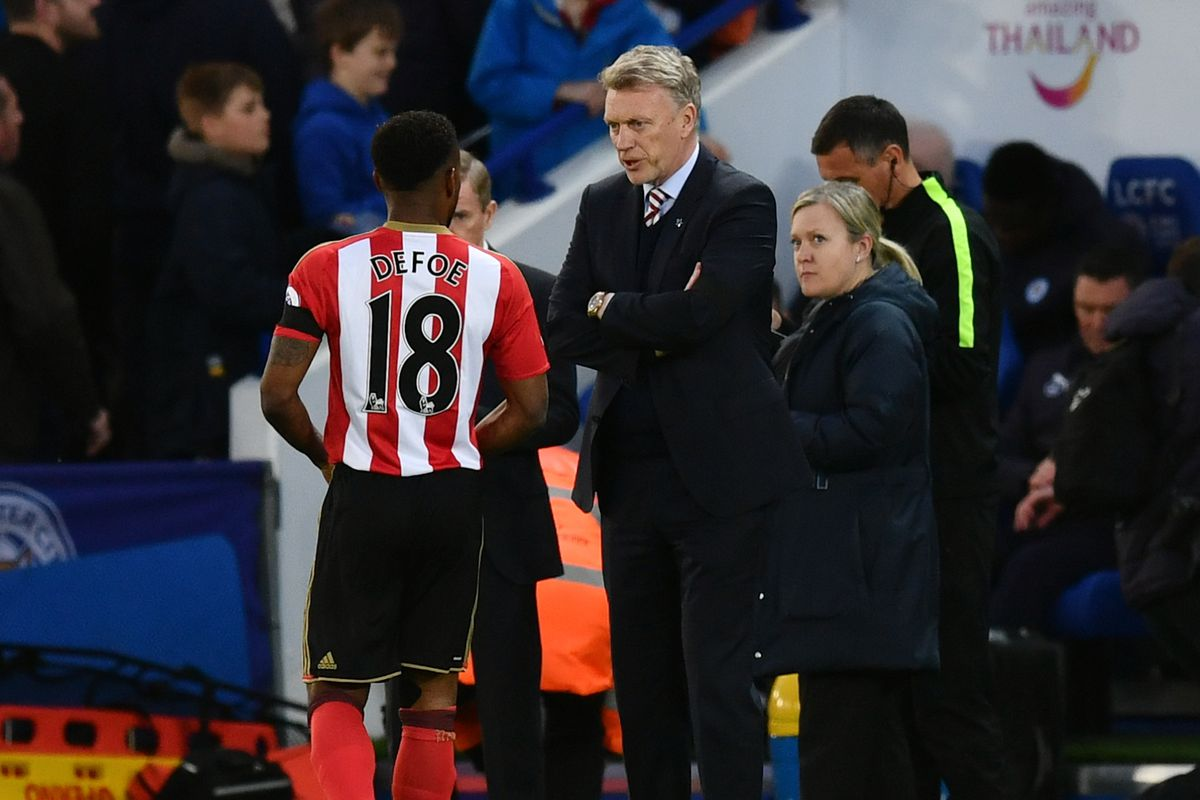 Moyes claims referee helped United beat Sunderland