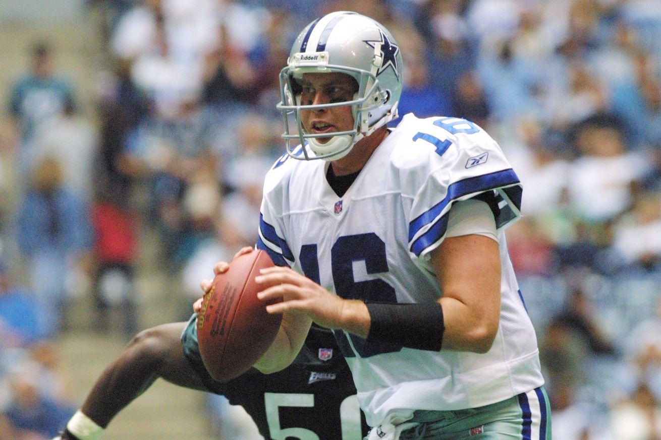 ELITE Dallas Cowboys Jake Brendel Jerseys
