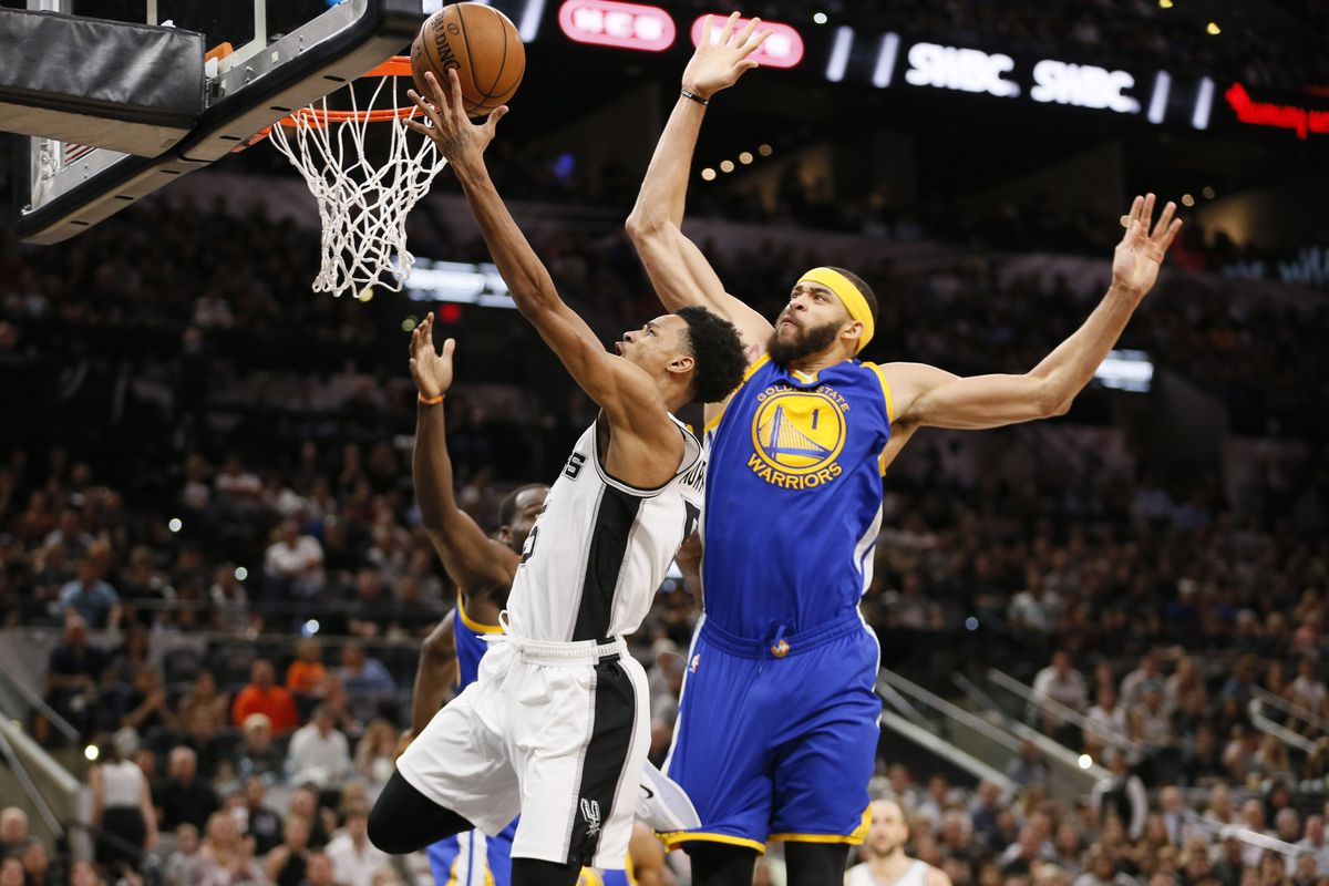 Golden State Warriors headed to the NBA Finals after sweeping Spurs