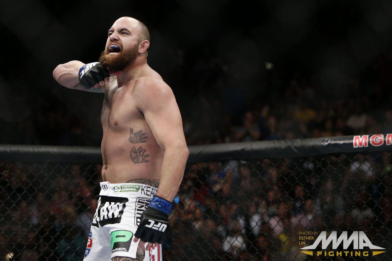 community news, UFC Fight Night 105 free fight video: Watch Travis Browne steamroll Josh Barnett