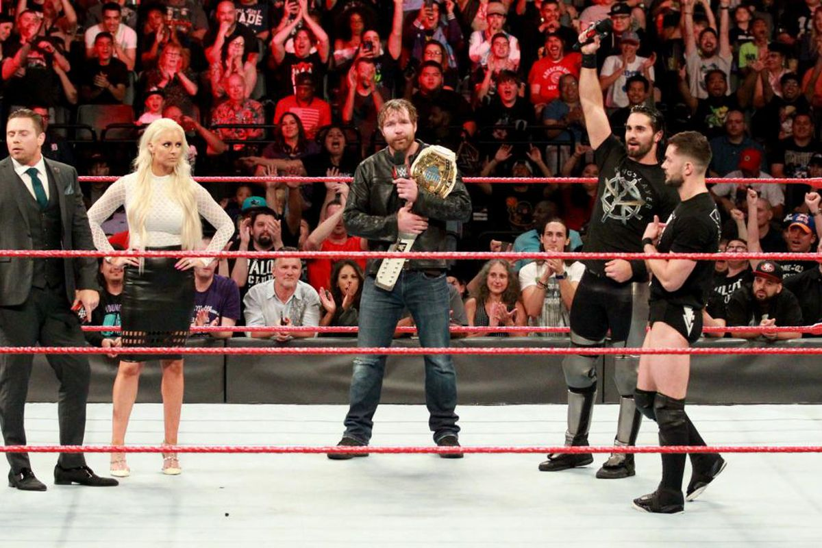 First Match Set For WWE Extreme Rules