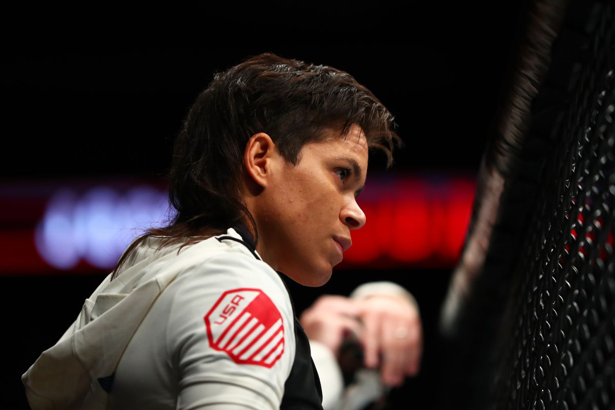 Amanda Nunes Hints At New UFC 213 Main Event
