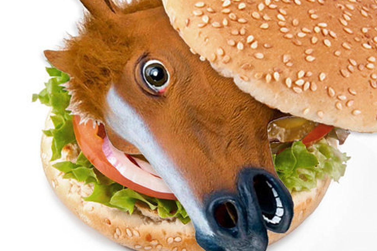 Fast Food Horse