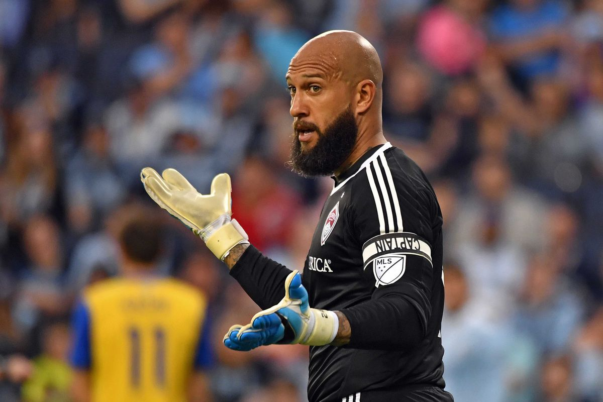 Tim Howard Suspended 3 Games by MLS for Verbal Altercations with Fans