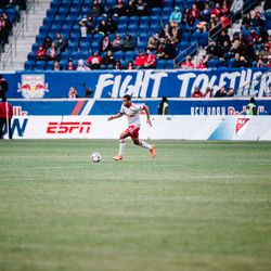 Following celebrated performances for NYRB II in 2016 and the USA U-20s in 2017, the RBNY first team has finally seen what the fuss over Tyler Adams is about