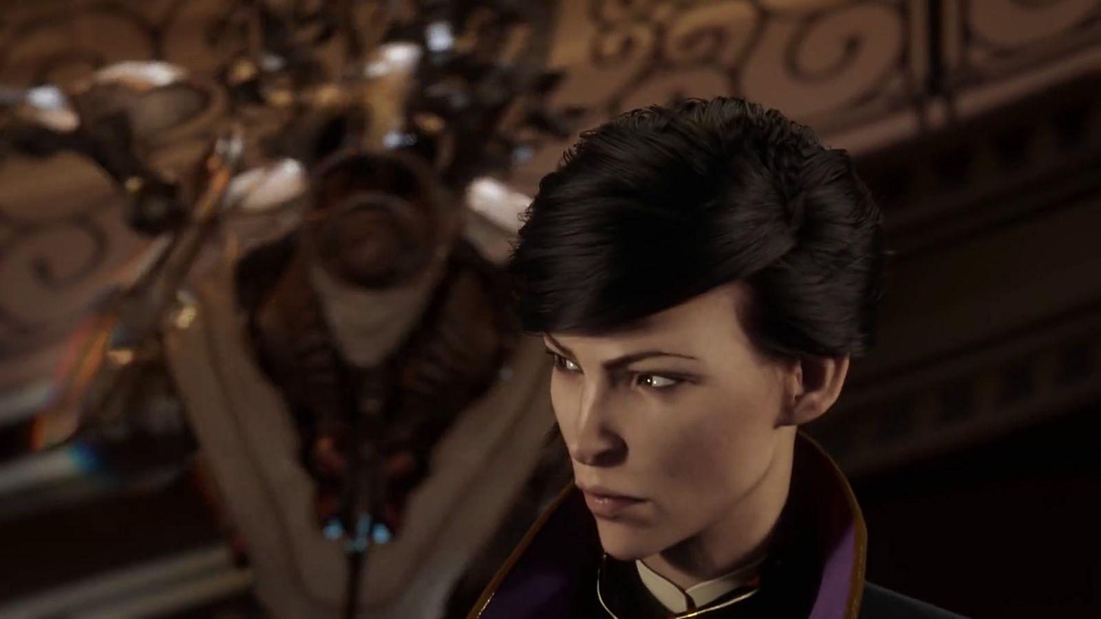 Dishonored 2 Voice-Cast: Sprechrollen für Vincent D