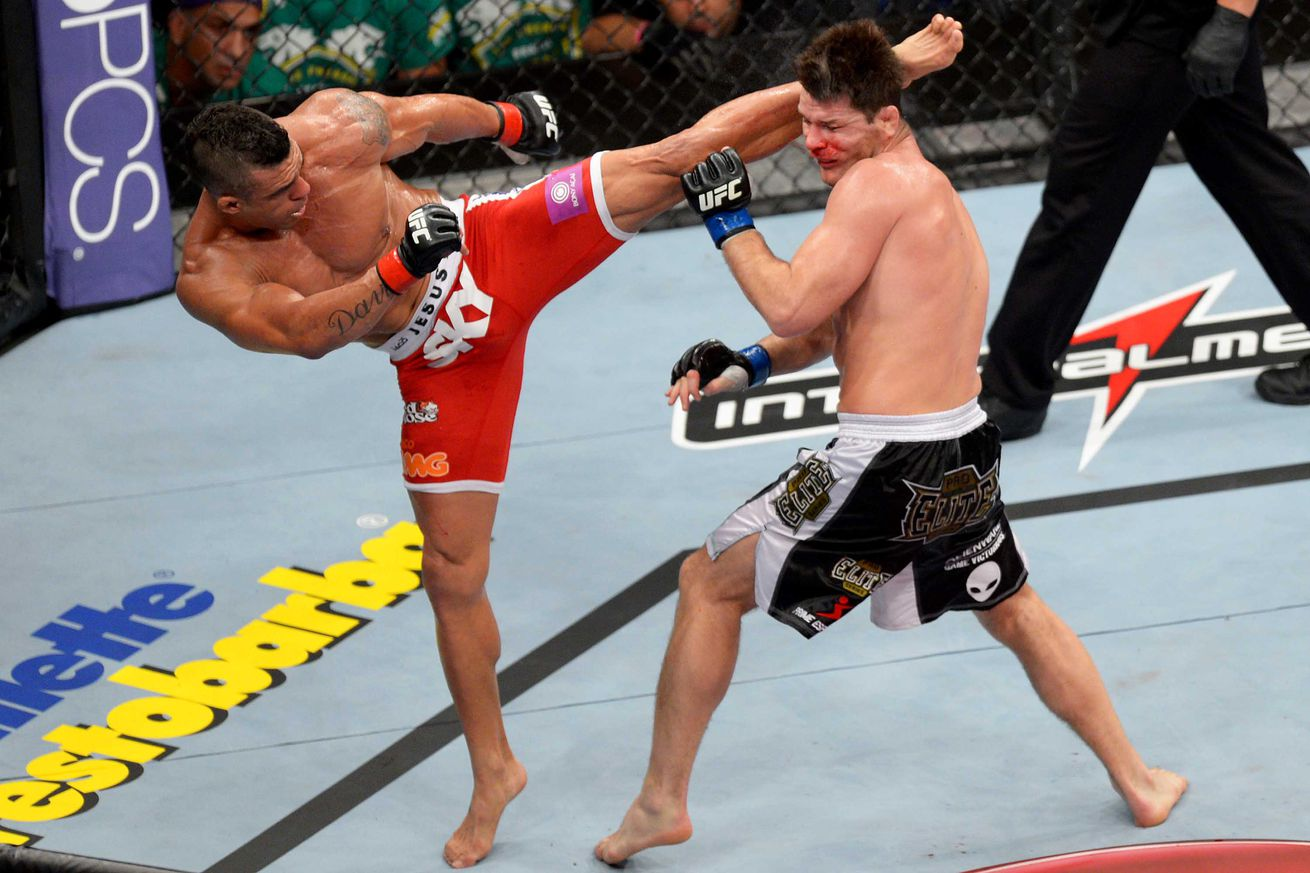 Vitor Belfort vs. Michael Bisping full fight video