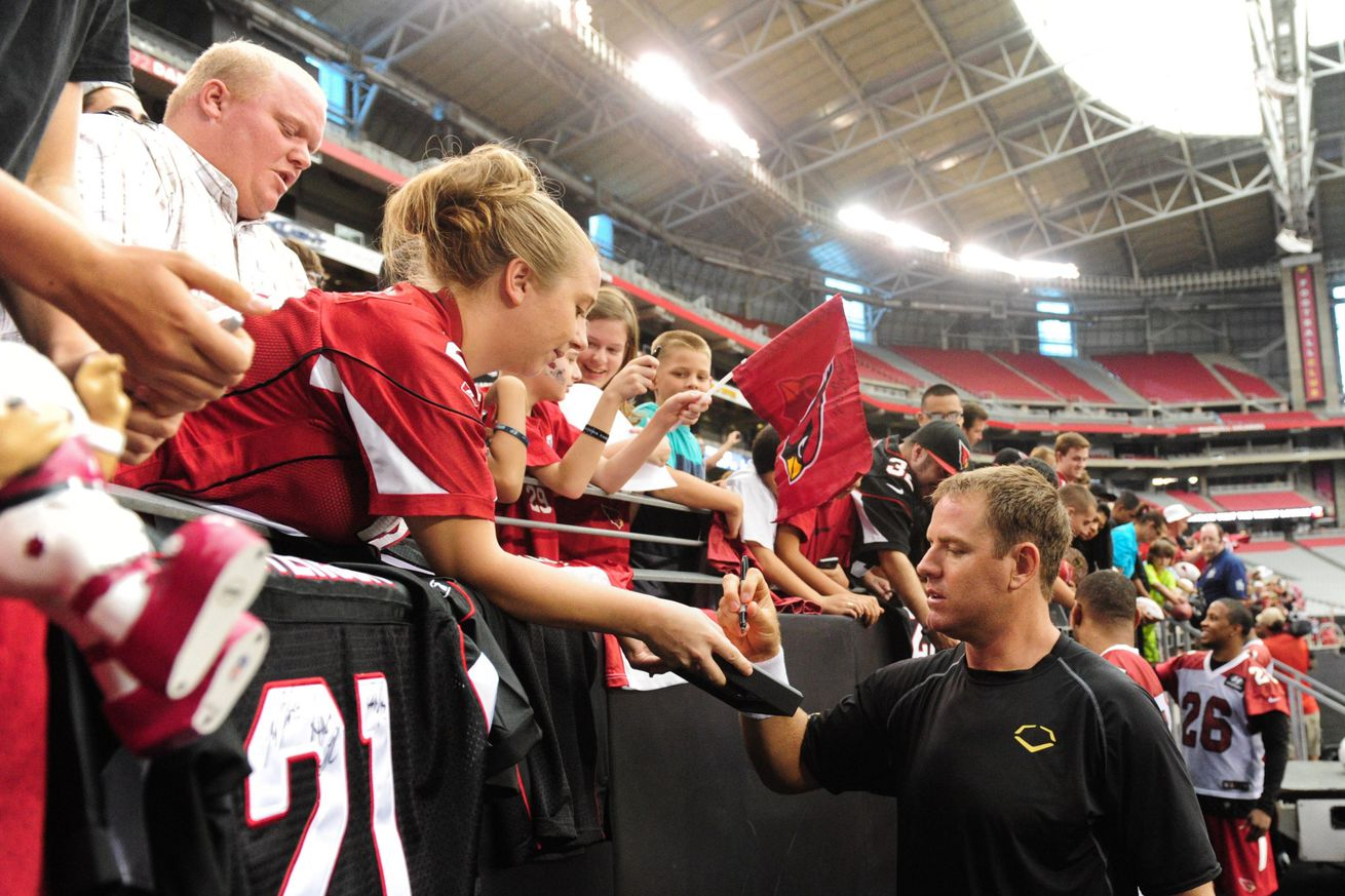 NFL Jerseys Outlet - Arizona Cardinals training camp schedule: Off day Thursday, Fan ...