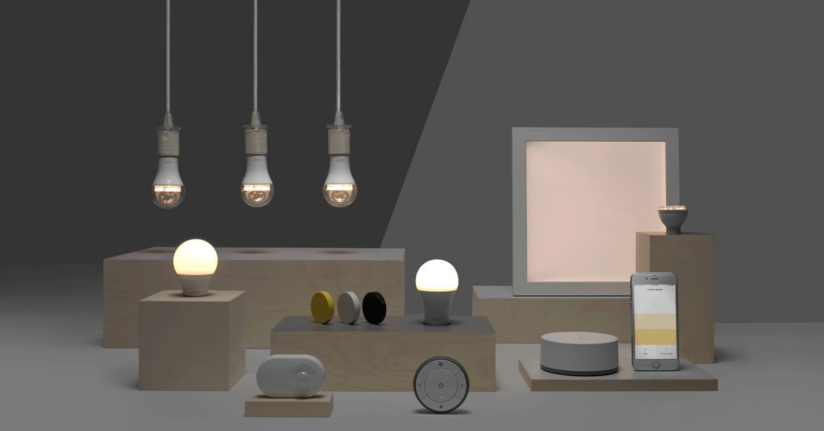 Ikea is Getting into Home Automation with a New Smart Hub