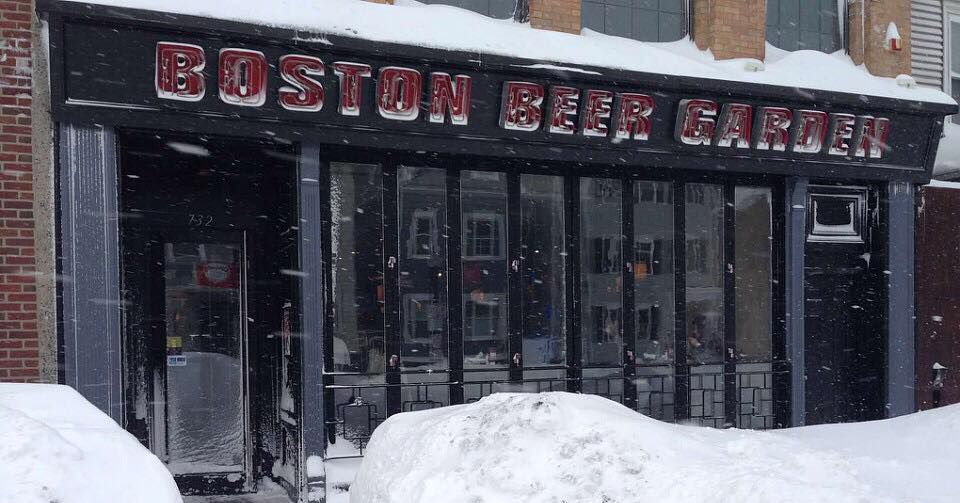 A New Restaurant Will Take Over The Boston Beer Garden E Eater