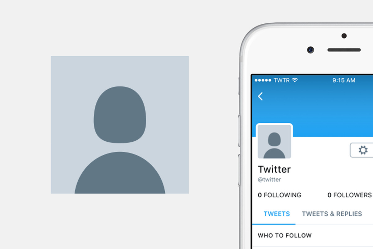 Twitter Changes Its Default Profile Photo Into Human Silhouette