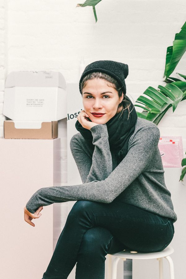 What the Team at Cool New Beauty Brand Glossier Wears to ...