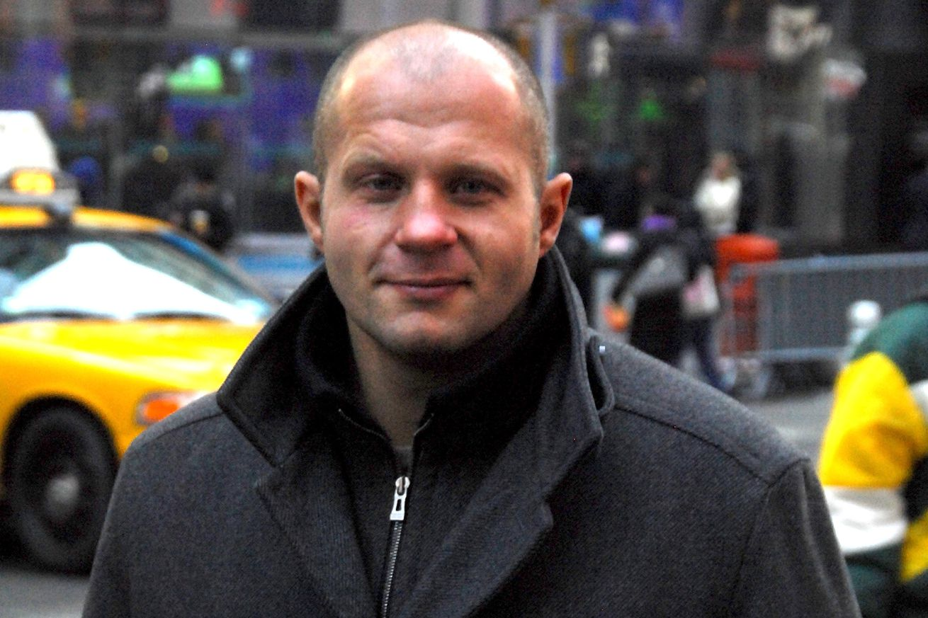 STRENGTH FIGHTER™: Fedor Emelianenko Eyes One More Shot At ...