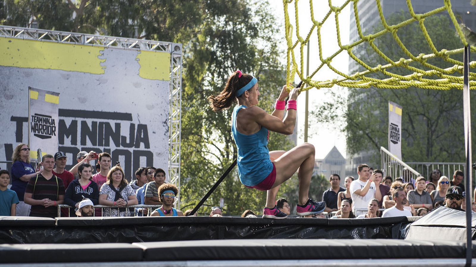 Team Ninja Warrior recap: Qualifying week 6