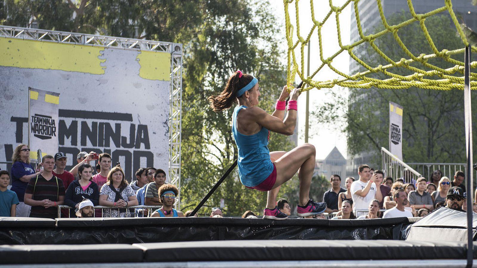 Team Ninja Warrior recap: Qualifying week 6