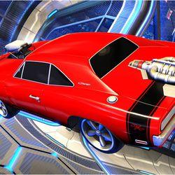<em>Rocket League</em> Fast and the Furious DLC