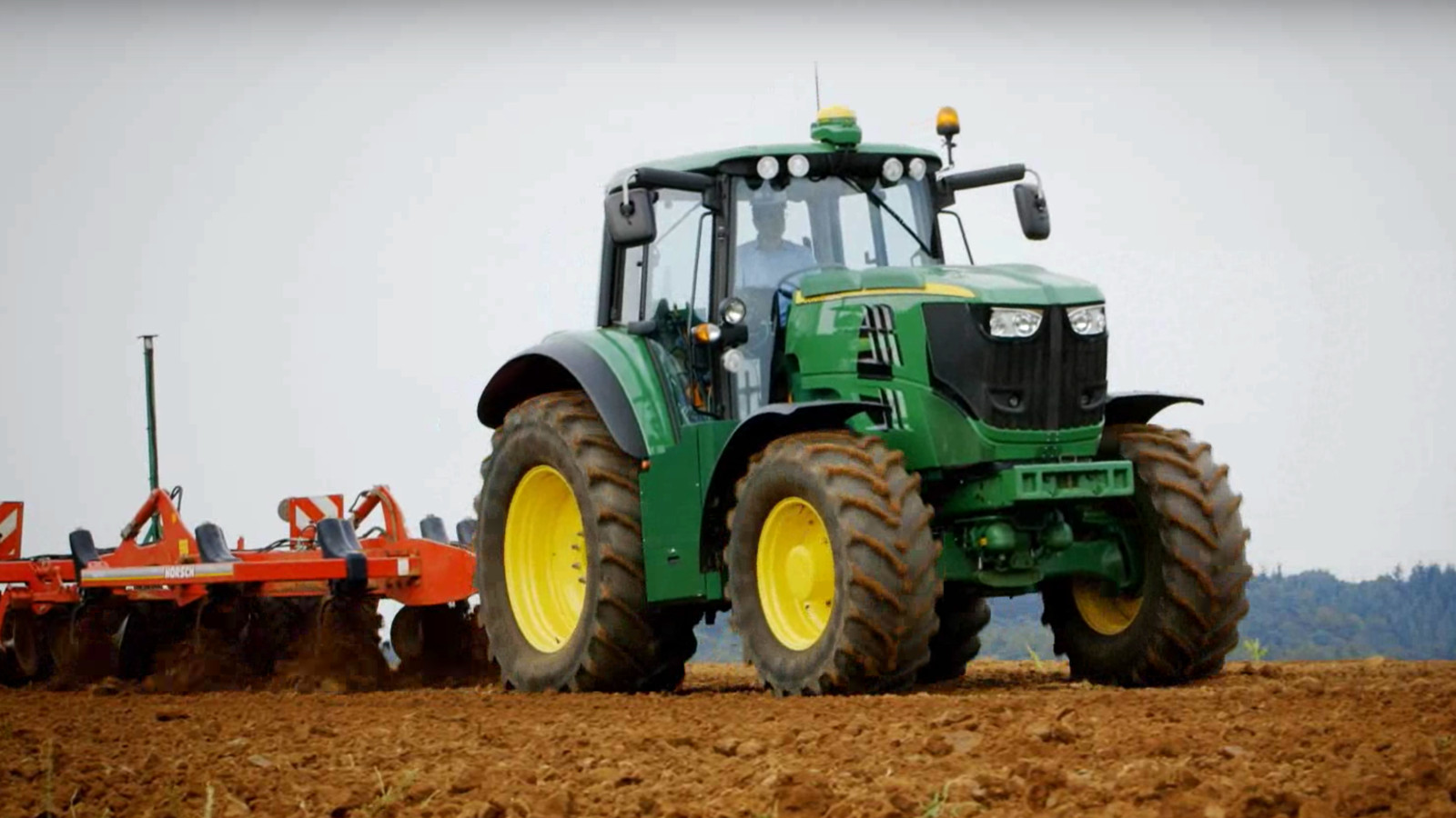 The Oldest John Deere : John deere s first fully electric tractor sounds like a