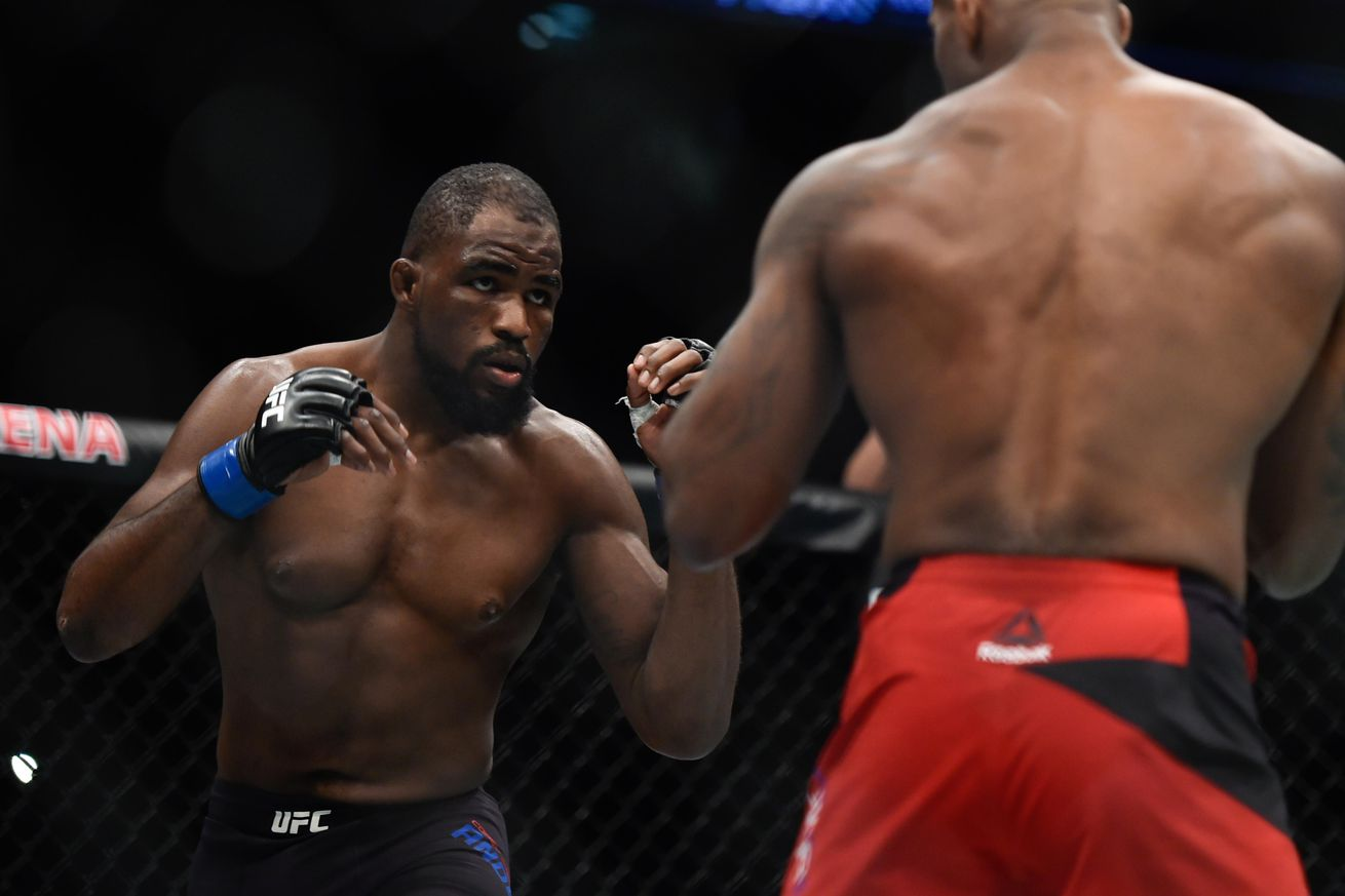 community news, UFC Fight Night 107 medical suspensions and injuries: Corey Anderson sittin' 45/60 following London KO