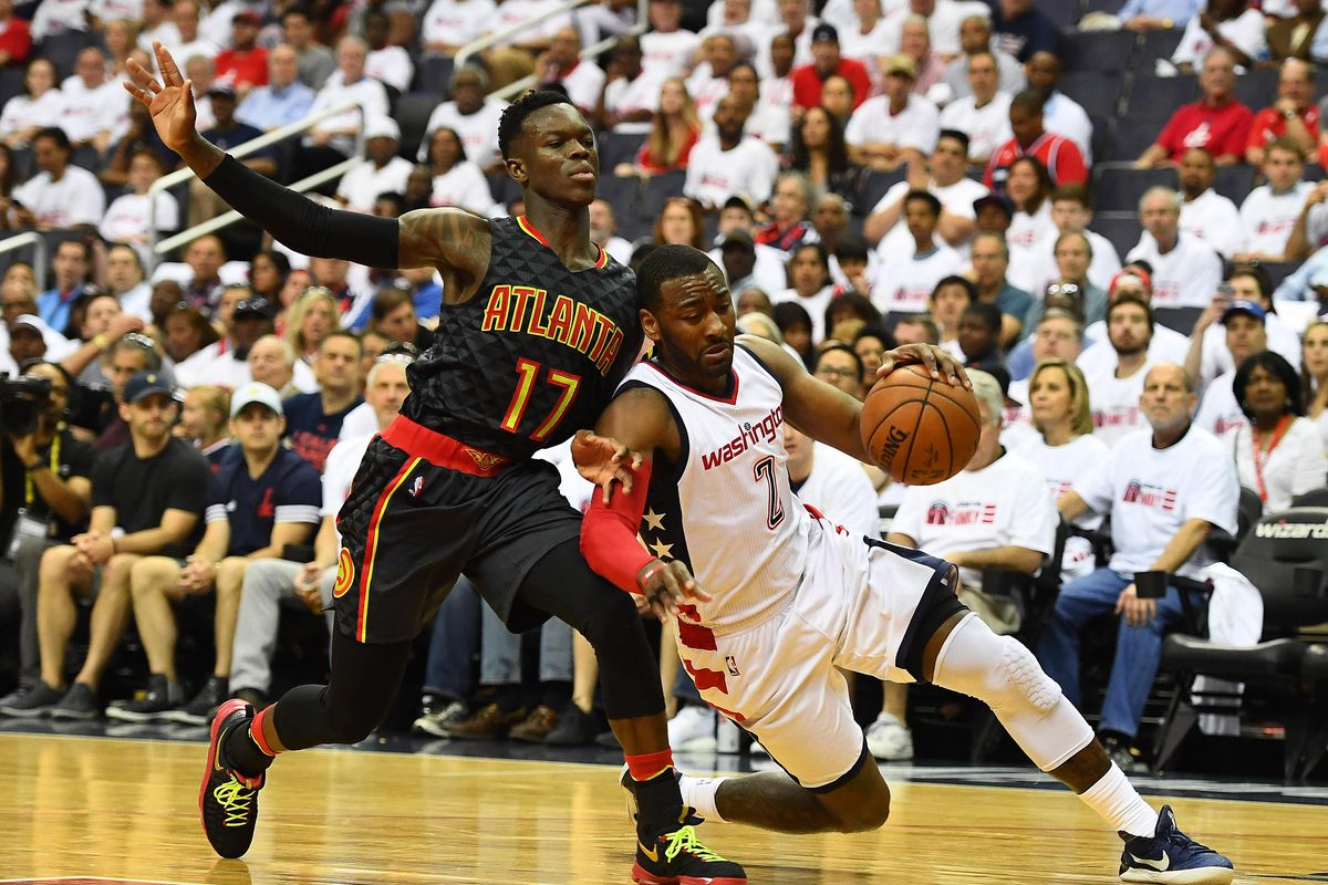 How to watch Hawks, Wizards Game 2