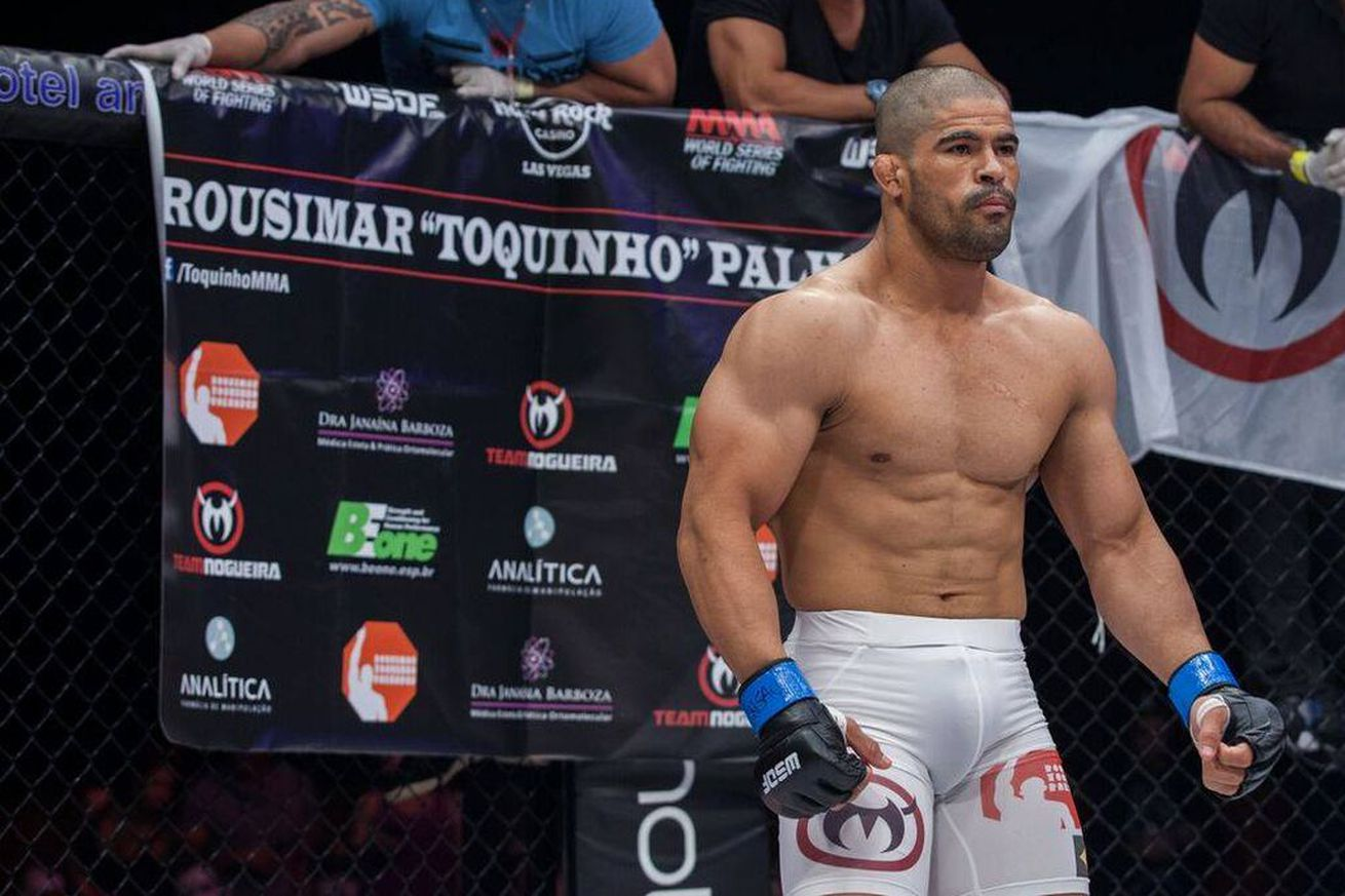 community news, Rousimar Palhares offers to come back to UFC so he can kill Conor McGregor
