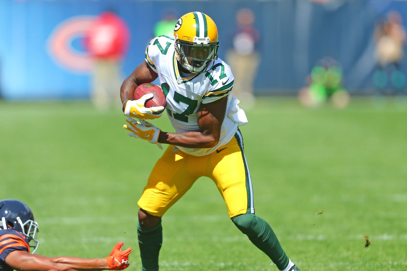 Jerseys NFL Outlet - Packers vs. Chargers inactives: Davante Adams ruled out for Sunday ...