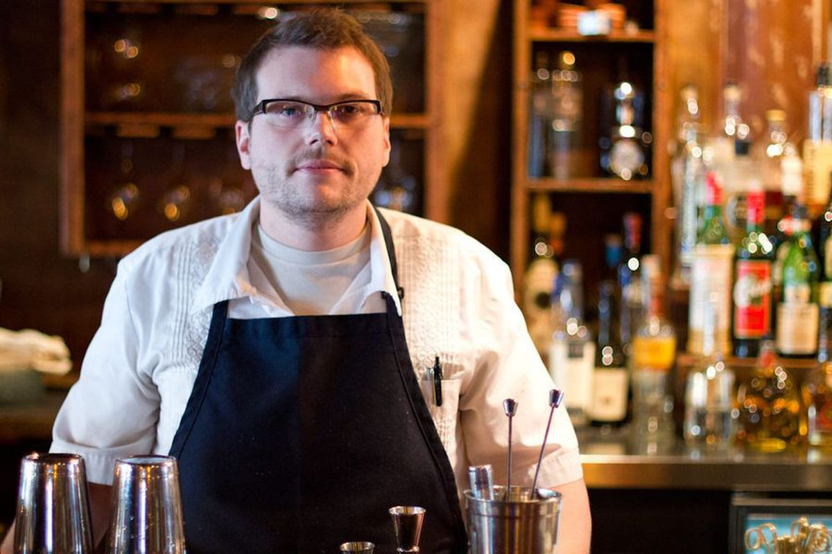 bradford tolleson is in as brush sushi izakaya s bar manager bradford tolleson christopher watkins