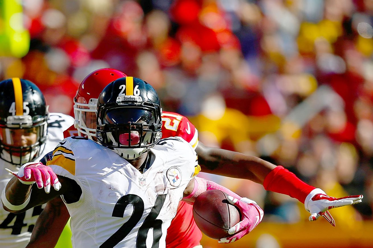 DeAngelo Williams glad Patriots have problems
