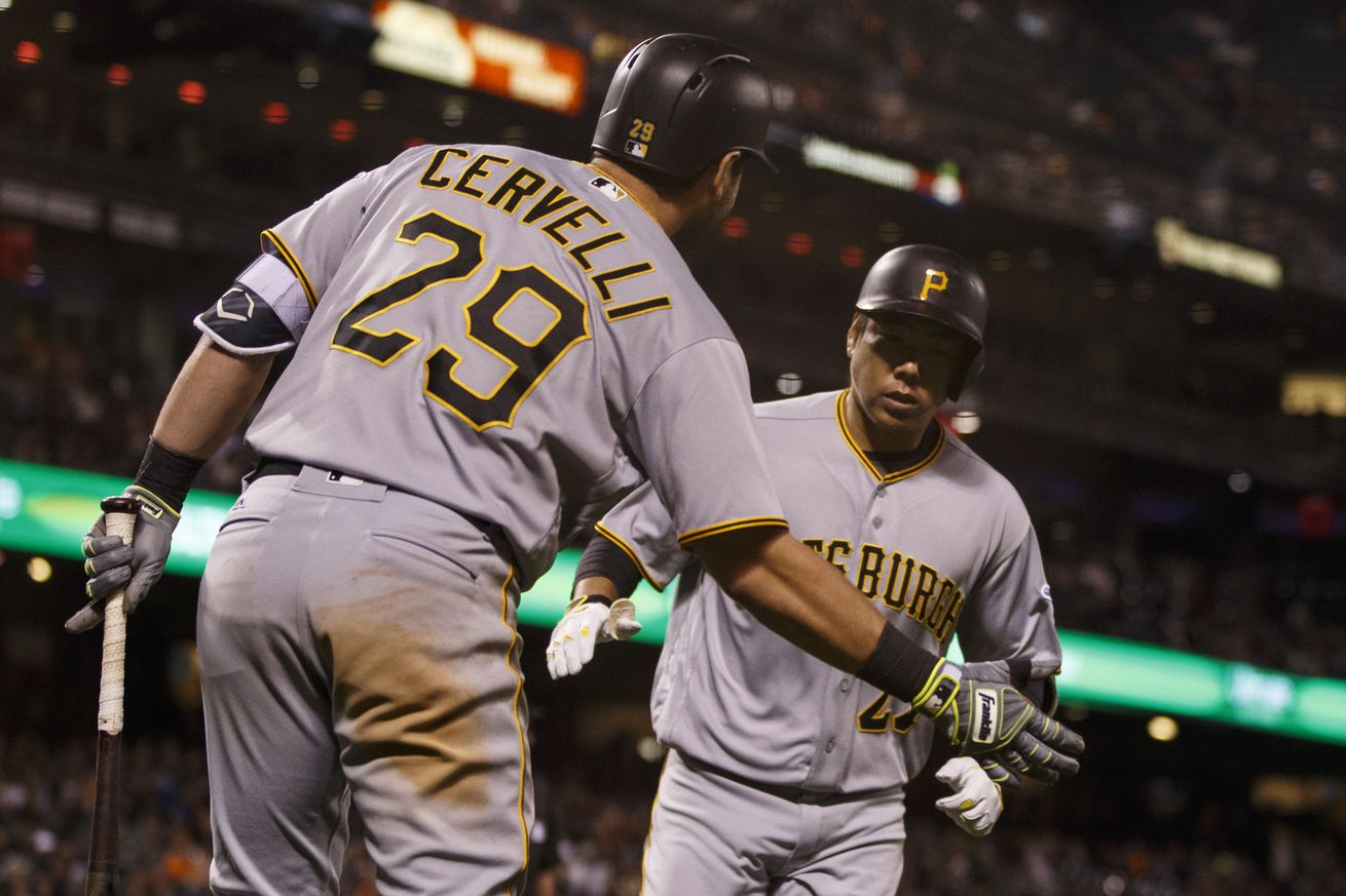 Gregory Polanco, Andrew McCutchen lead Pirates to 8-5 win