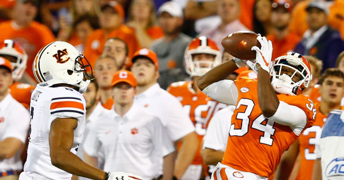 Clemson Vs Louisville Pick Why The Tigers Will Probably