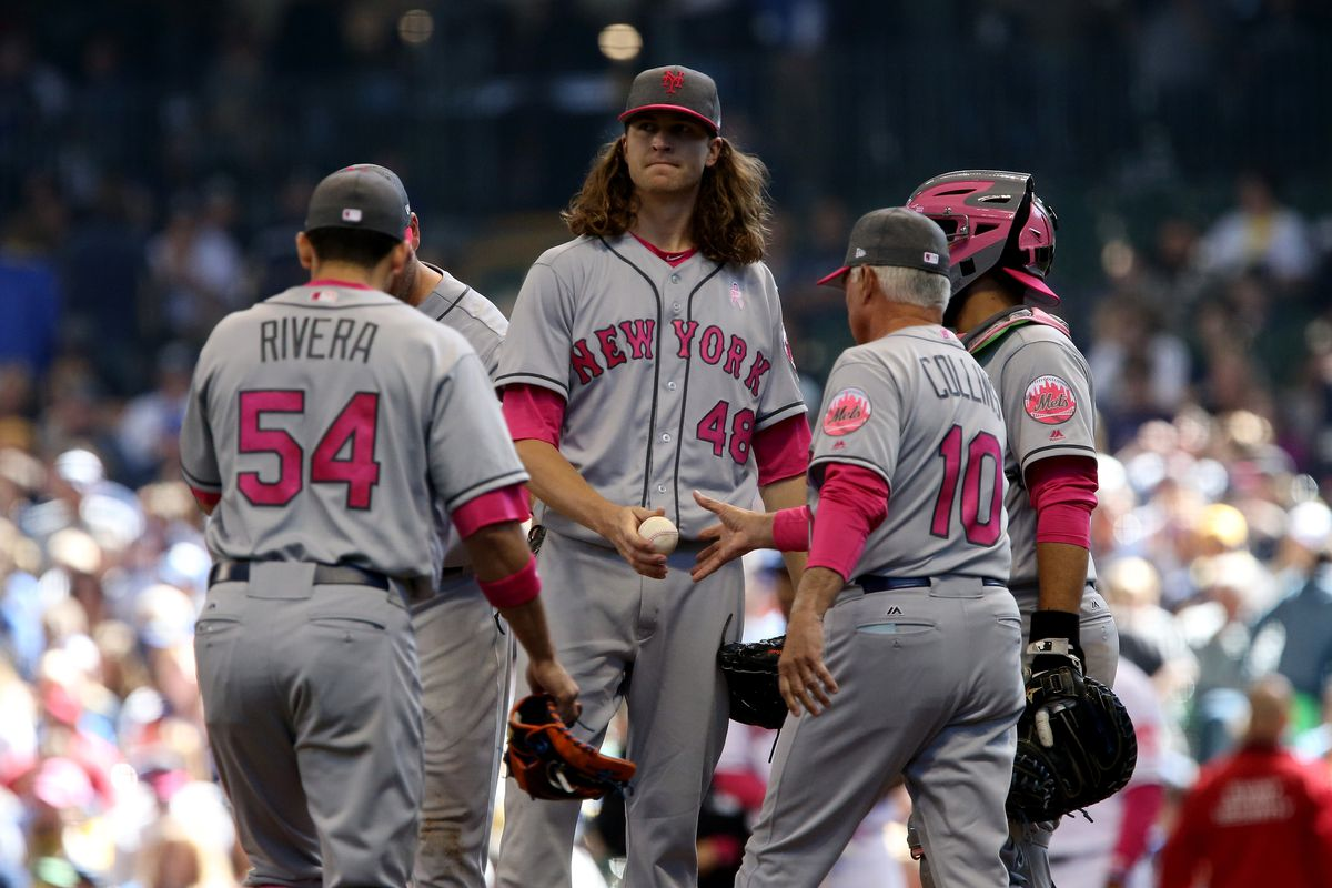 Brewers Bash Mets Pitching Again, Come Back for 11-9 Win