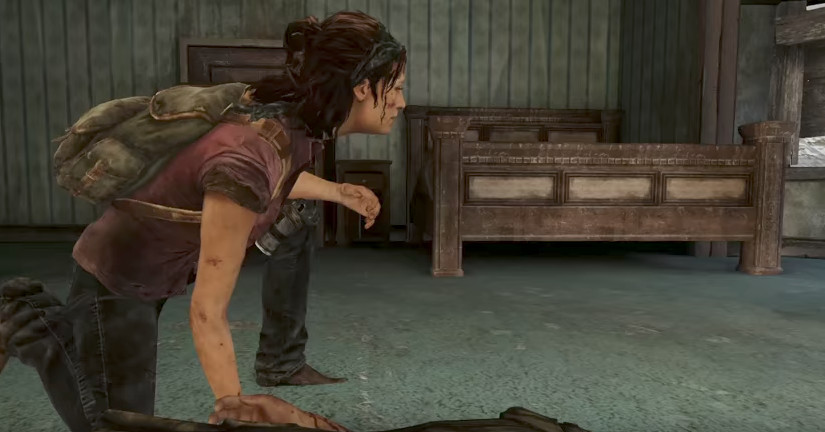 The Last of Us mod stars Tess as a new protagonist
