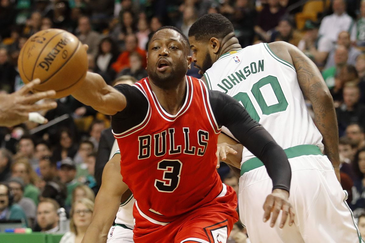 Bulls Game Notes For Sunday @ Boston