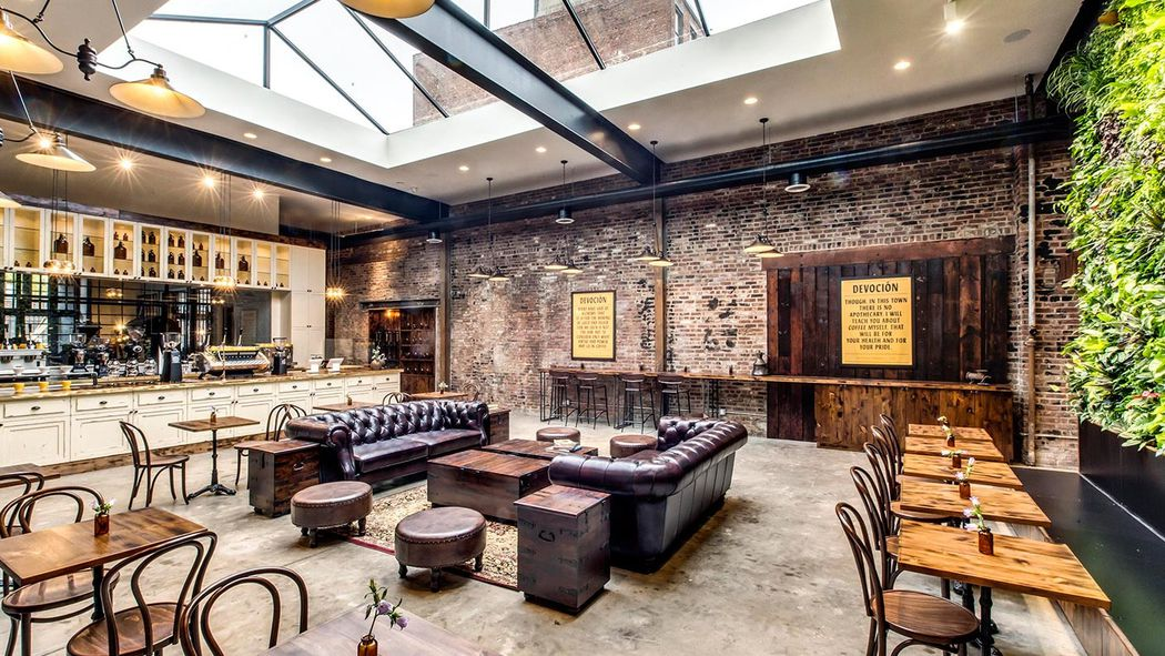 New York Cafes Midtown