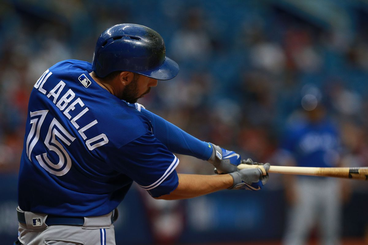 blue jays chris colabello suspended for 80 games after positive kim klement usa today sports