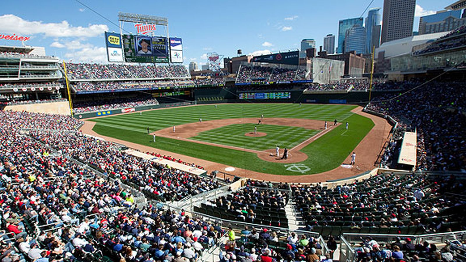 Where to Eat at Target Field, Home of the Twins - Eater ...