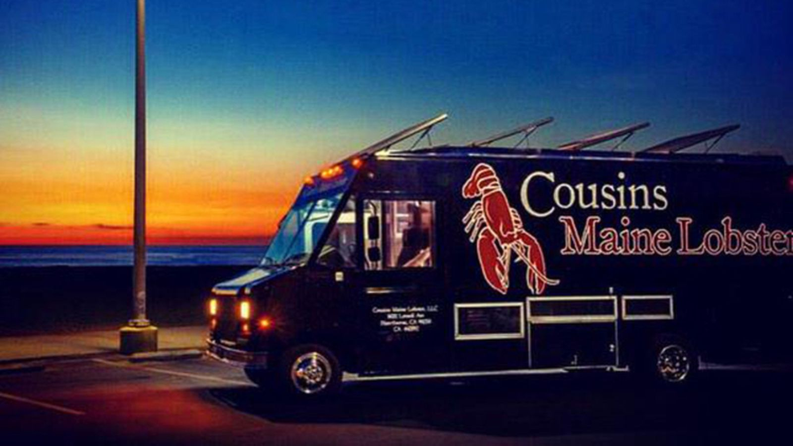 Cousins Maine Lobster Food Truck Dallas