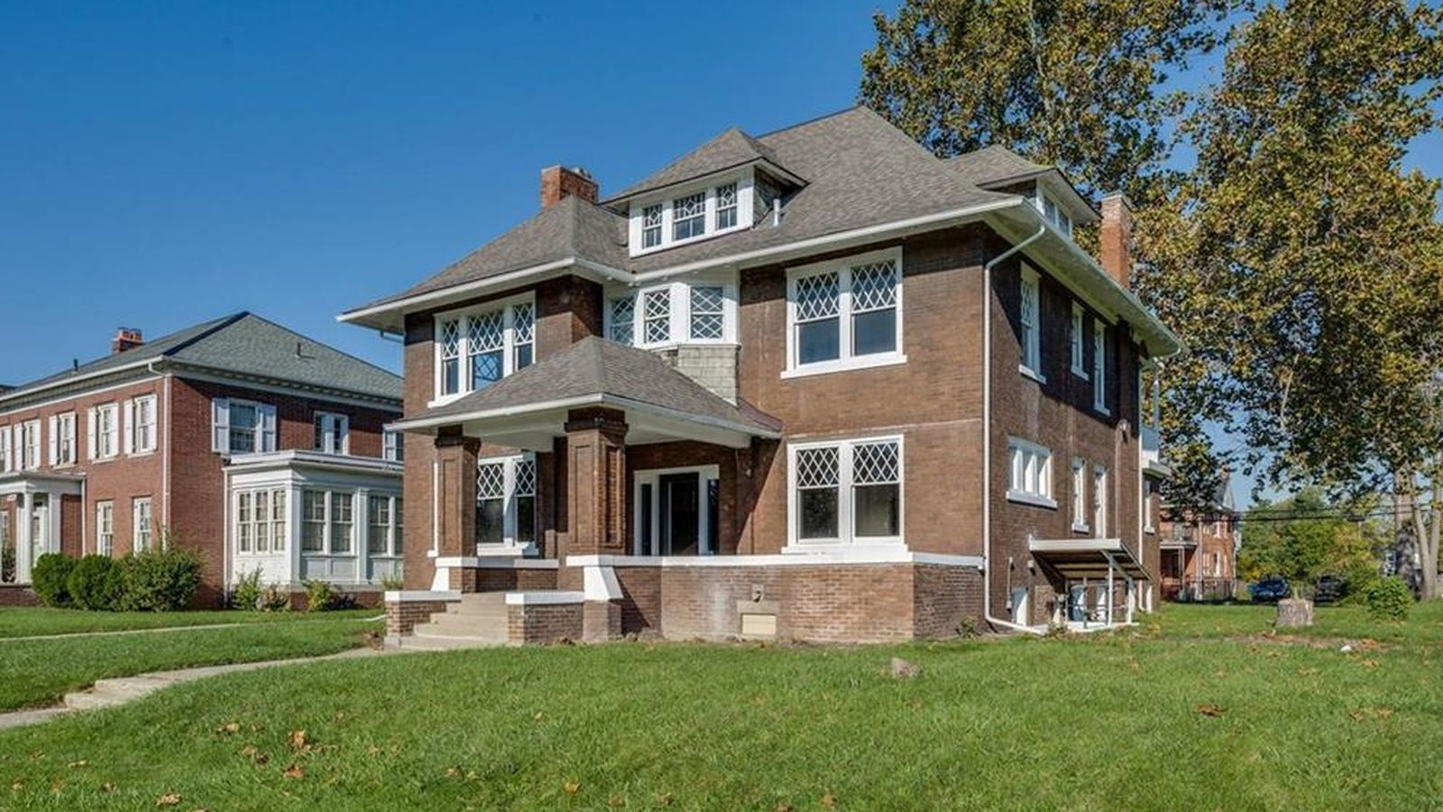 new center home undergoes massive renovation asks 450k curbed detroit