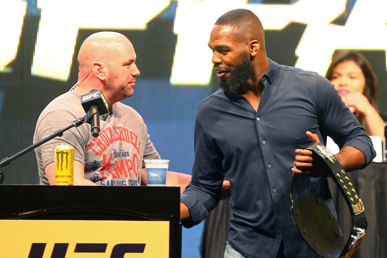 UFC 197: Jon Jones accepted Ovince Saint Preux fight to make up for UFC 151 cancellation