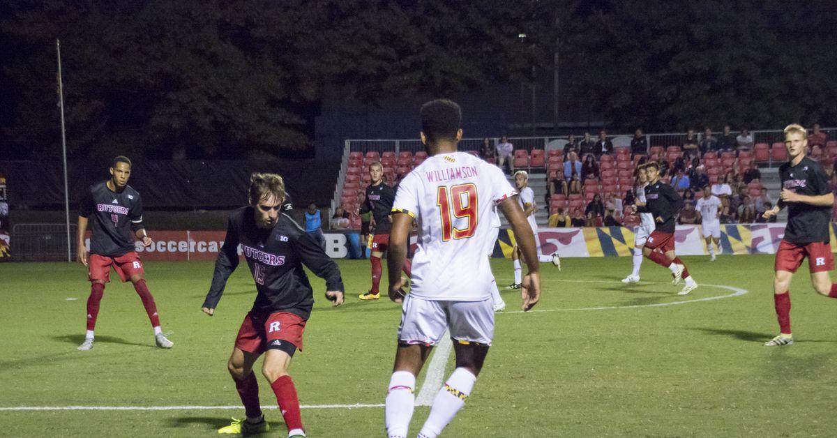 Maryland men's soccer holds off UConn, 3-2 - Testudo Times