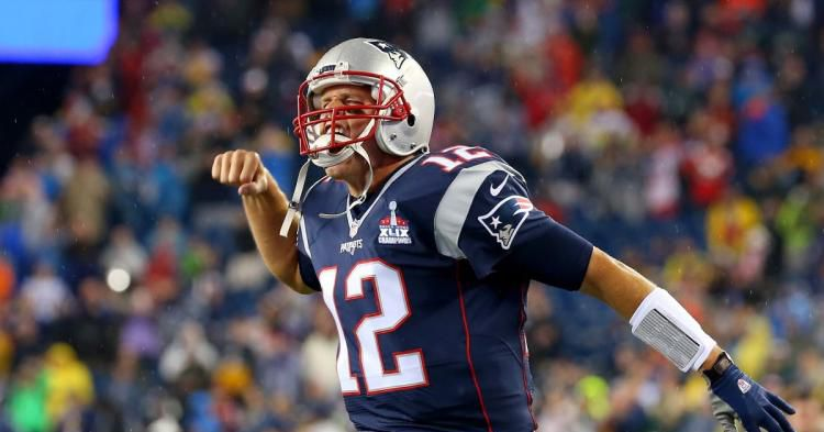 who has the better fist pump tom brady or aaron rodgers