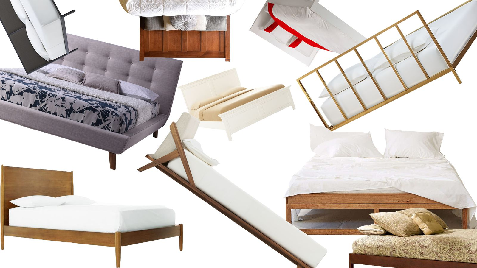 10 Best Beds Under $1 000 Curbed