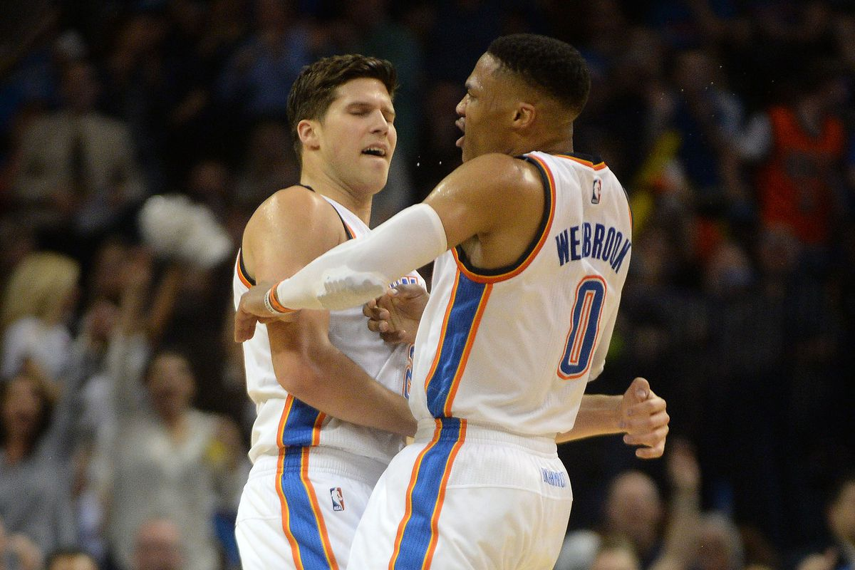 Thunder vs. Trail Blazers: Score, Highlights, Reaction from 2017 Regular Season