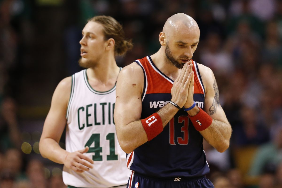Celtics blow out Wizards, take 3-2 series lead