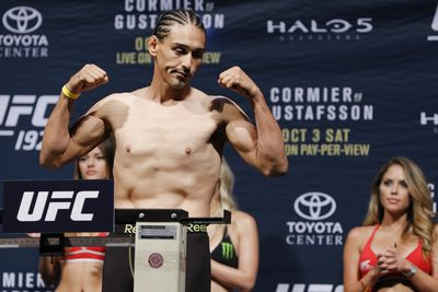 Francisco Trevino tests positive for marijuana after loss to Sage Northcutt at UFC 192