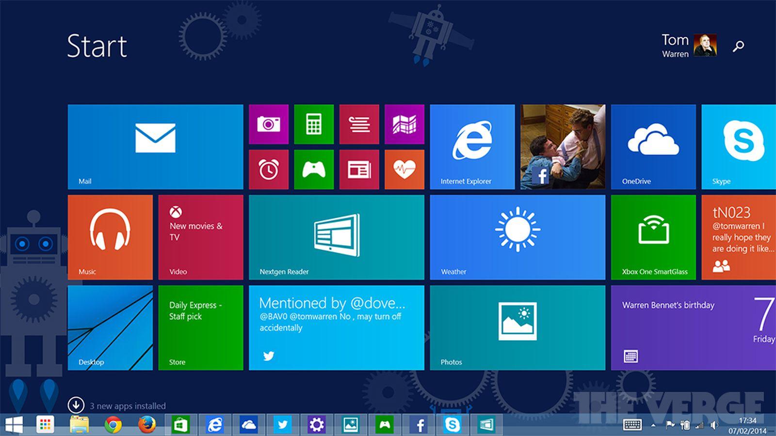New Windows 8.1 Update 1 leak reveals boot-to-desktop and ...