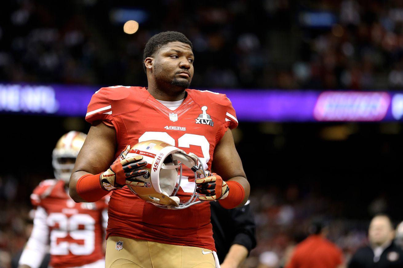 NFL Jerseys NFL - 49ers Roster, 90-in-90 breakdowns: Tony Jerod-Eddie - Niners Nation