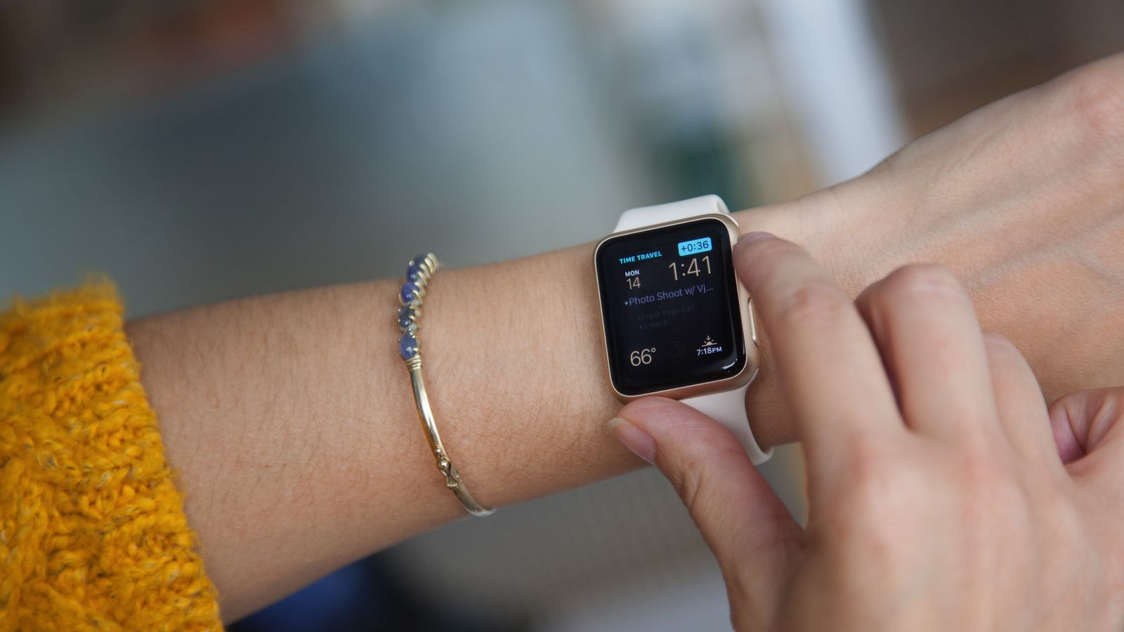 Tim Cook Says Apple Might Make A Medical Device But It