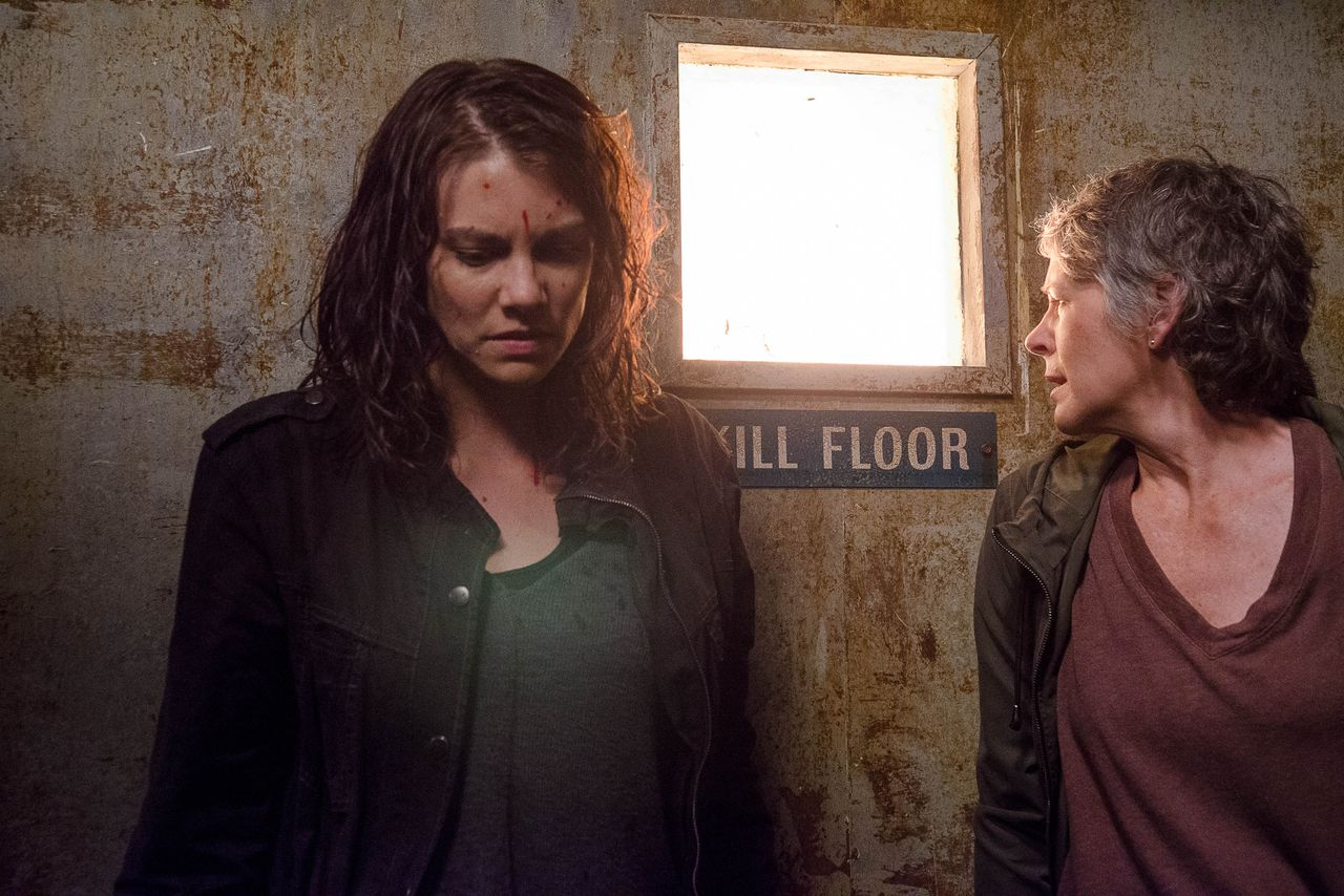 The Walking Dead Quitters Club Season 6, Episode 13 The -8512